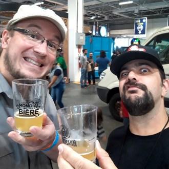 Coza Linda foi destaque de cervejas complexas também nesse Mondial. Eu e o Carlos, sócio da Ogre Beer, provamos e aprovamos