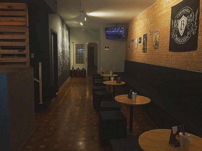 Iguana Beer Shop - Interno