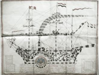 Talisman du Voyage from French Malaya