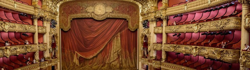 Inside of an Opera House