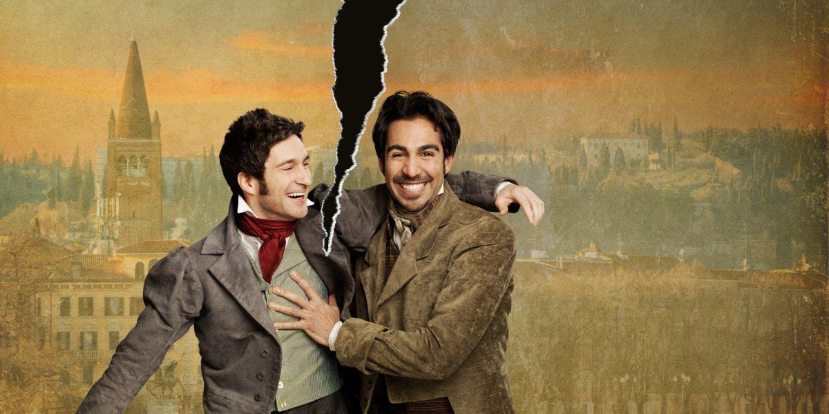 The Two Gentlemen of Verona 2017 Production Banner