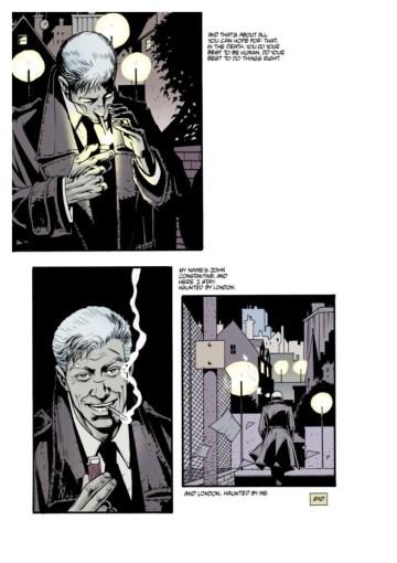 Comics, Hellblazer en Bardulias: 139