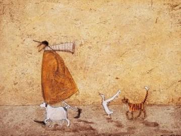Poesía en Bardulias: Pasea - Sam Toft
