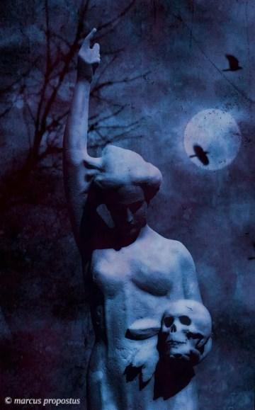 Poesía en Bardulias: Nyx