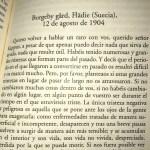 Poesía en Bardulias: Por Defender la Tristeza