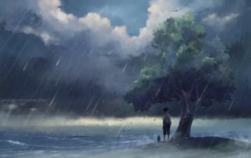 Poesía en Bardulias: Niño de la Tormenta