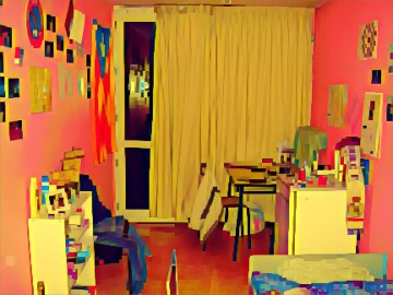 Poesía en Bardulias: Era un cuarto pequeño