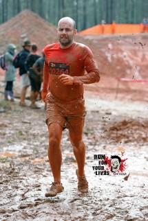 Barefoot Spartan Race