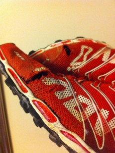 My Inov*s having taken quite a beating of late...