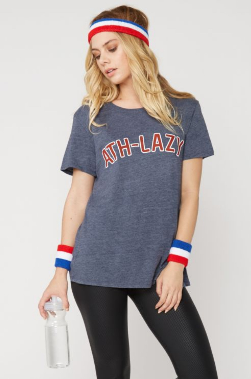 Sub_Urban Riot Athlazy Loose Tee available at Barefoot in Spring Lake, NJ