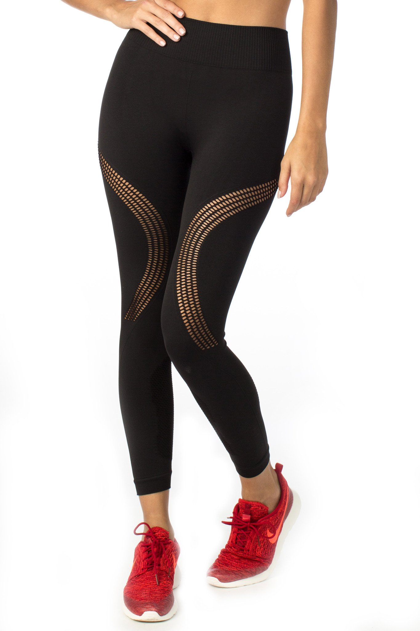 925fit you mesh me up seamless legging at barefoot in spring lake, nj