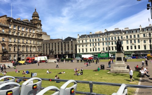 Centre of Glasgow