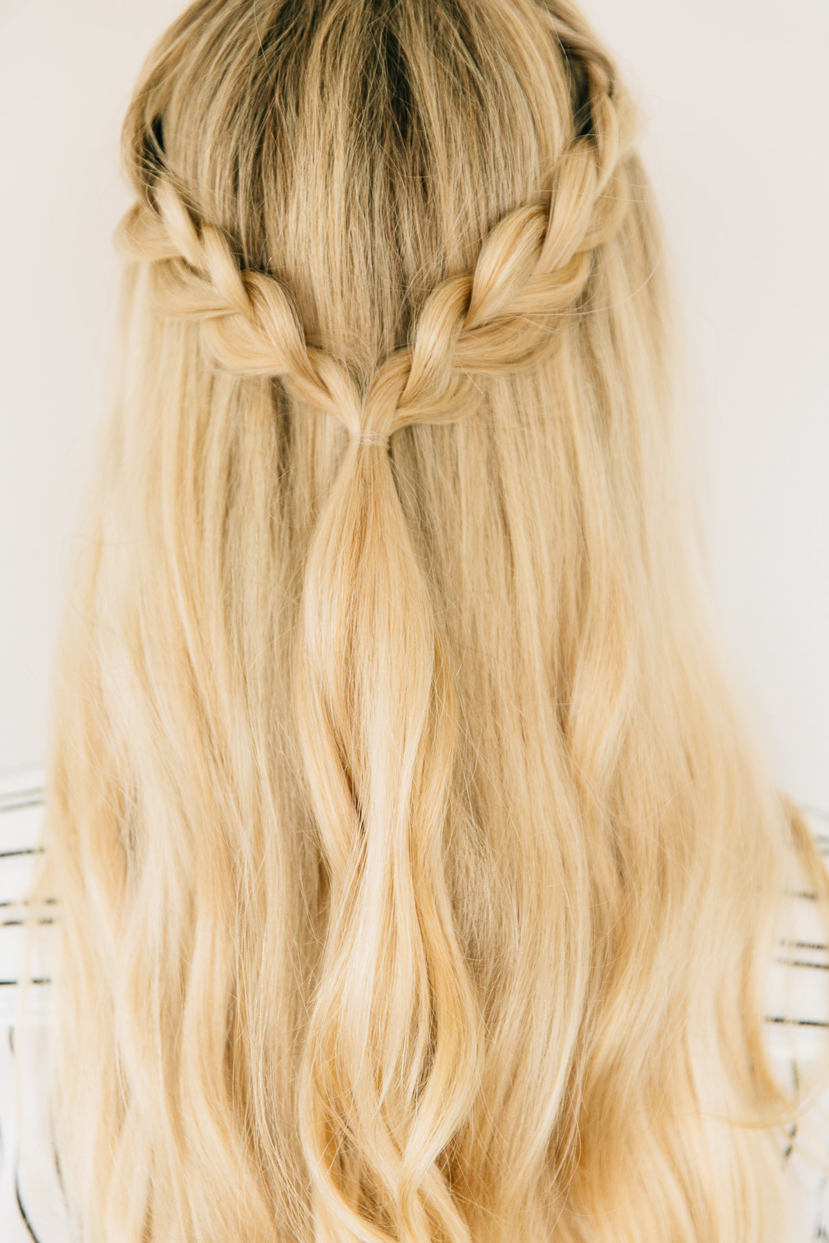 Cross my Heart Braid  Barefoot Blonde by Amber Fillerup Clark