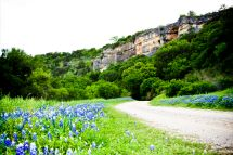 Texas Hill Country Camping