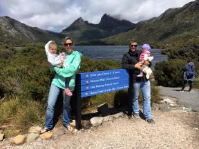 Cradle mountain , Lake St Clair. My home Town