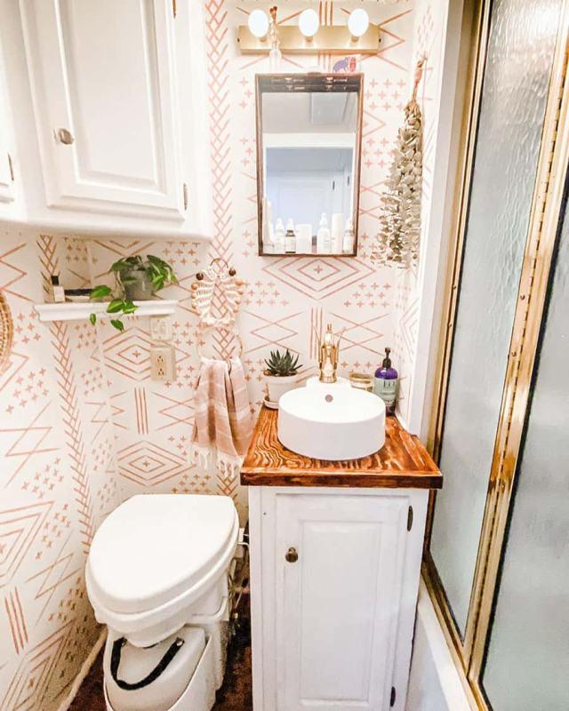 rv bathroom ideas