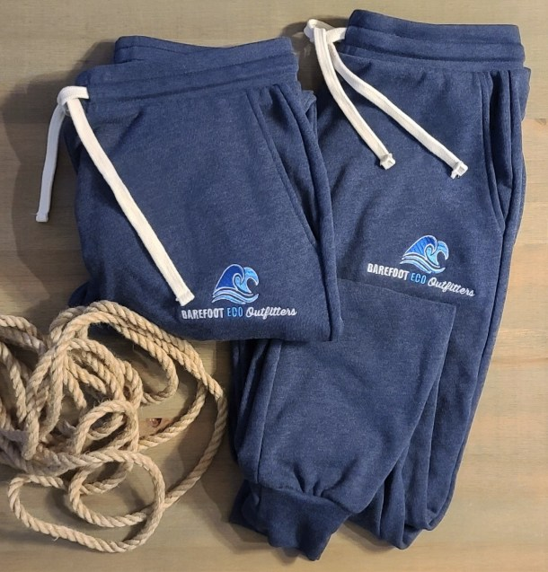 Ocean Lovers Organic RPET French Terry Joggers