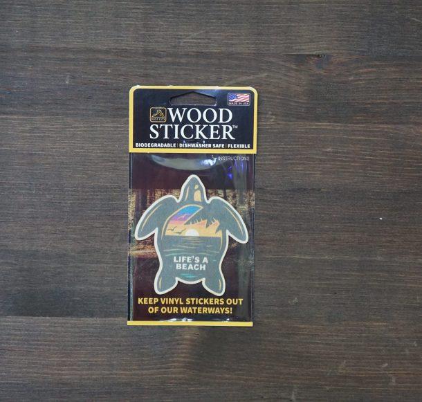 Turtle Single Sticker Pack