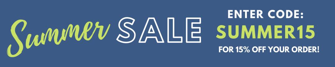 Summer15 Sale