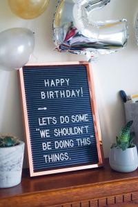 Happy 17th Birthday Noah