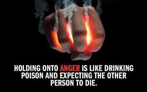 Healing Through Anger
