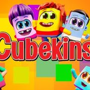 Review and Giveaway Cubekins Children Show