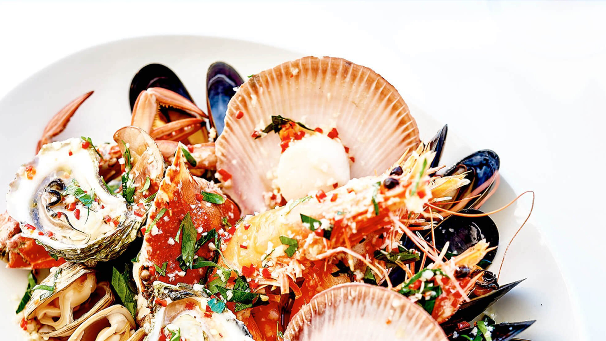 Famous TV chef Rick Stein's Mollymook Restaurant sets the standard for modern seafood in Australia.