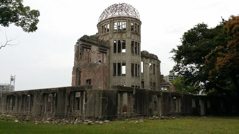 Hiroshima Peace Memorial (A-Bomb Dome)