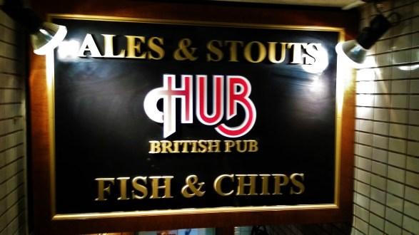 HUB - British Pub