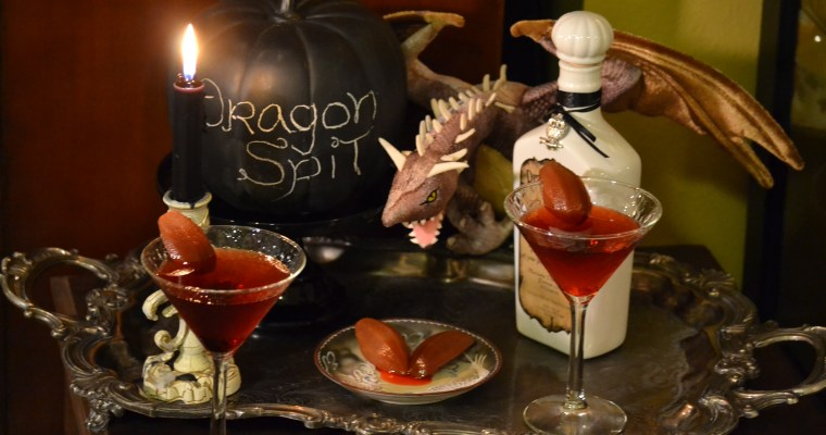 Halloween Libations and Spirits