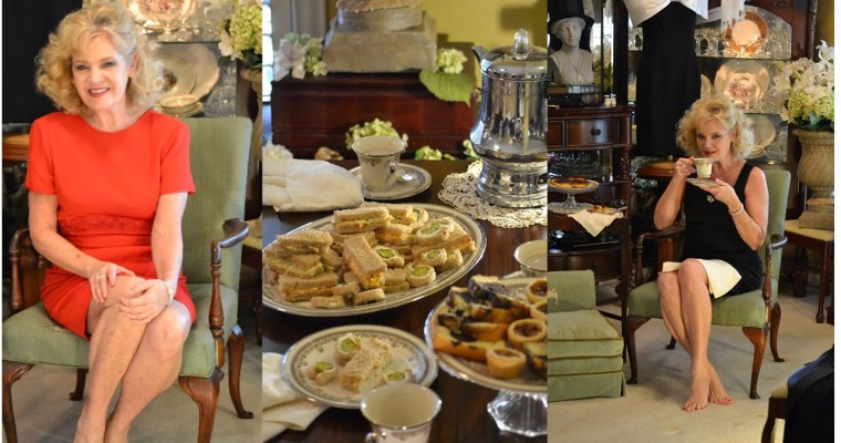 Tasty Tea Sandwiches and Sweet Treats