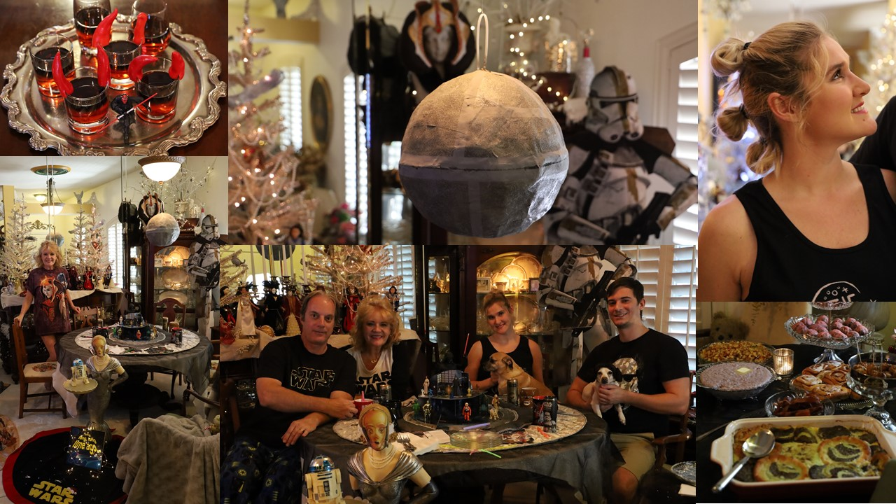 A Star Wars CLUE For Christmas