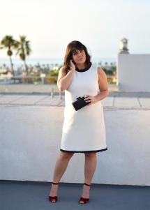 Style Winter White Dress 4 Ways - Barefoot In La