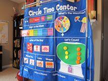 Lakeshore Circle Time Chart