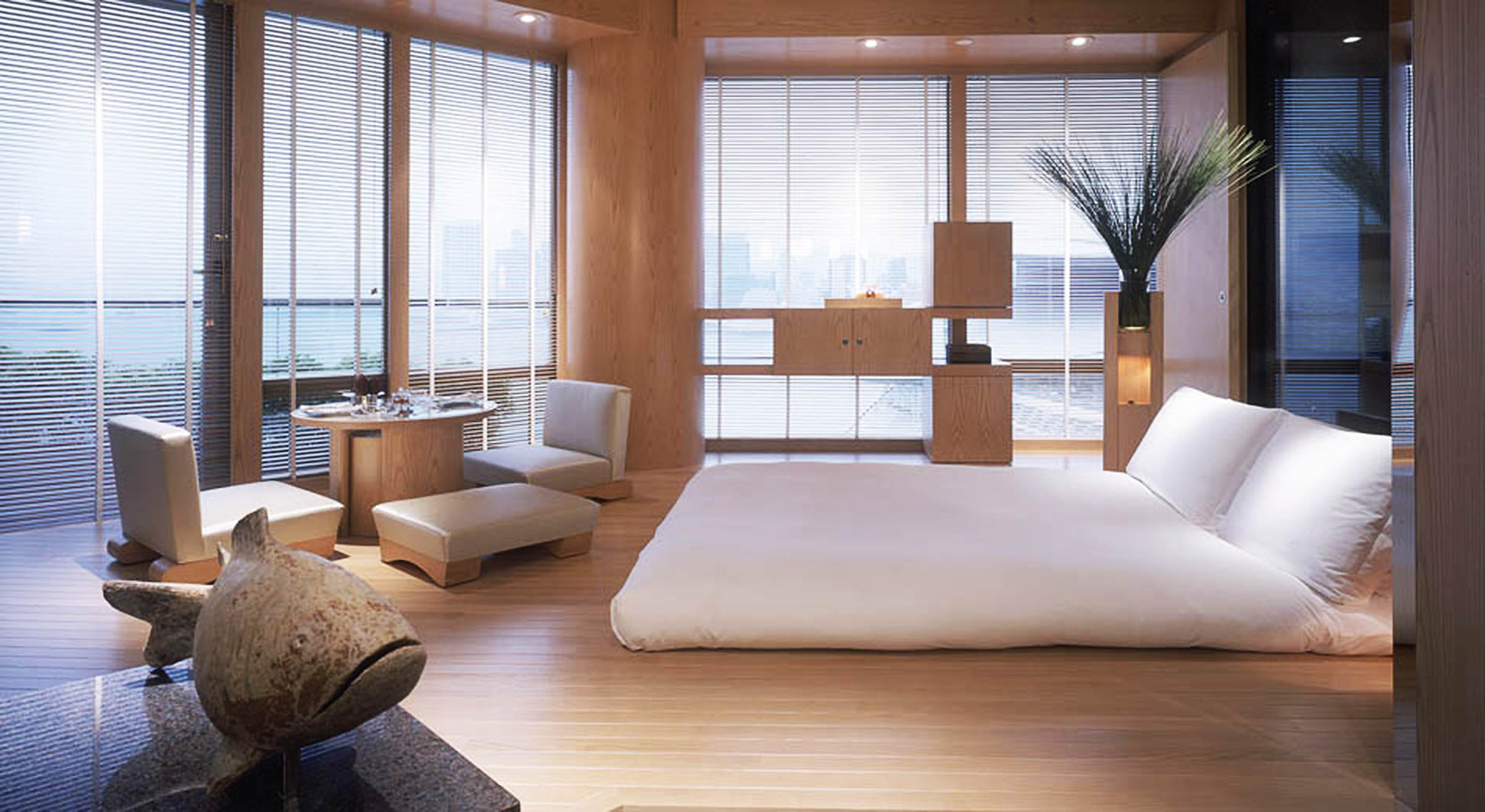 Where Massage is the Room Service  The Plateau Spa Grand Hyatt Hong Kong  BAREFOOT LUXE