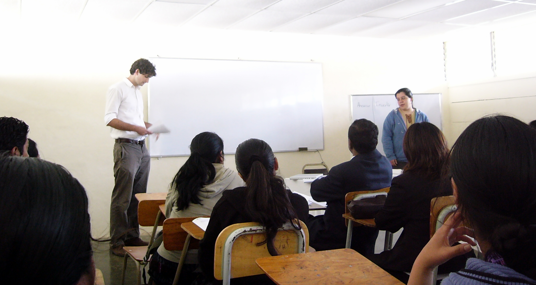Teaching saving and investing in Guatemala