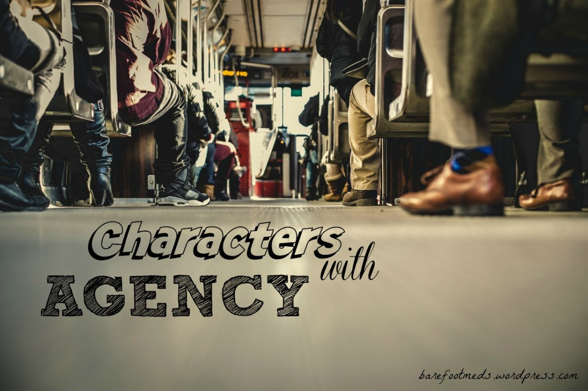 Ten Books Feature Characters With Agency Barefoot
