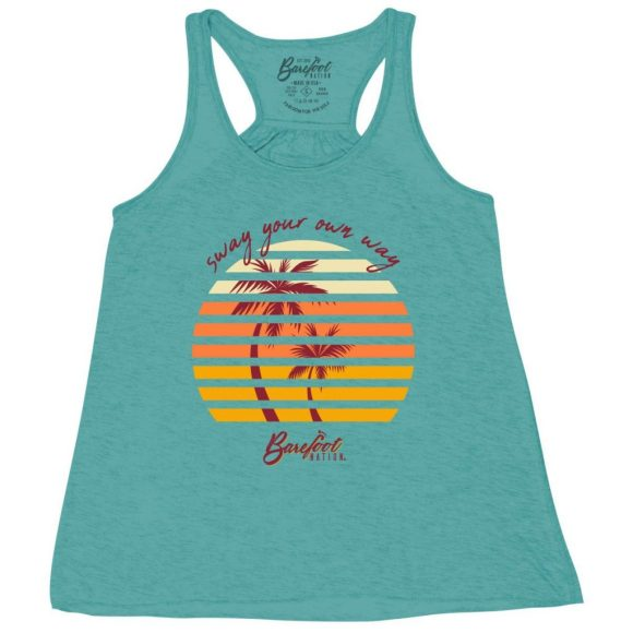 Mint Sway Your Own Way Tank Front