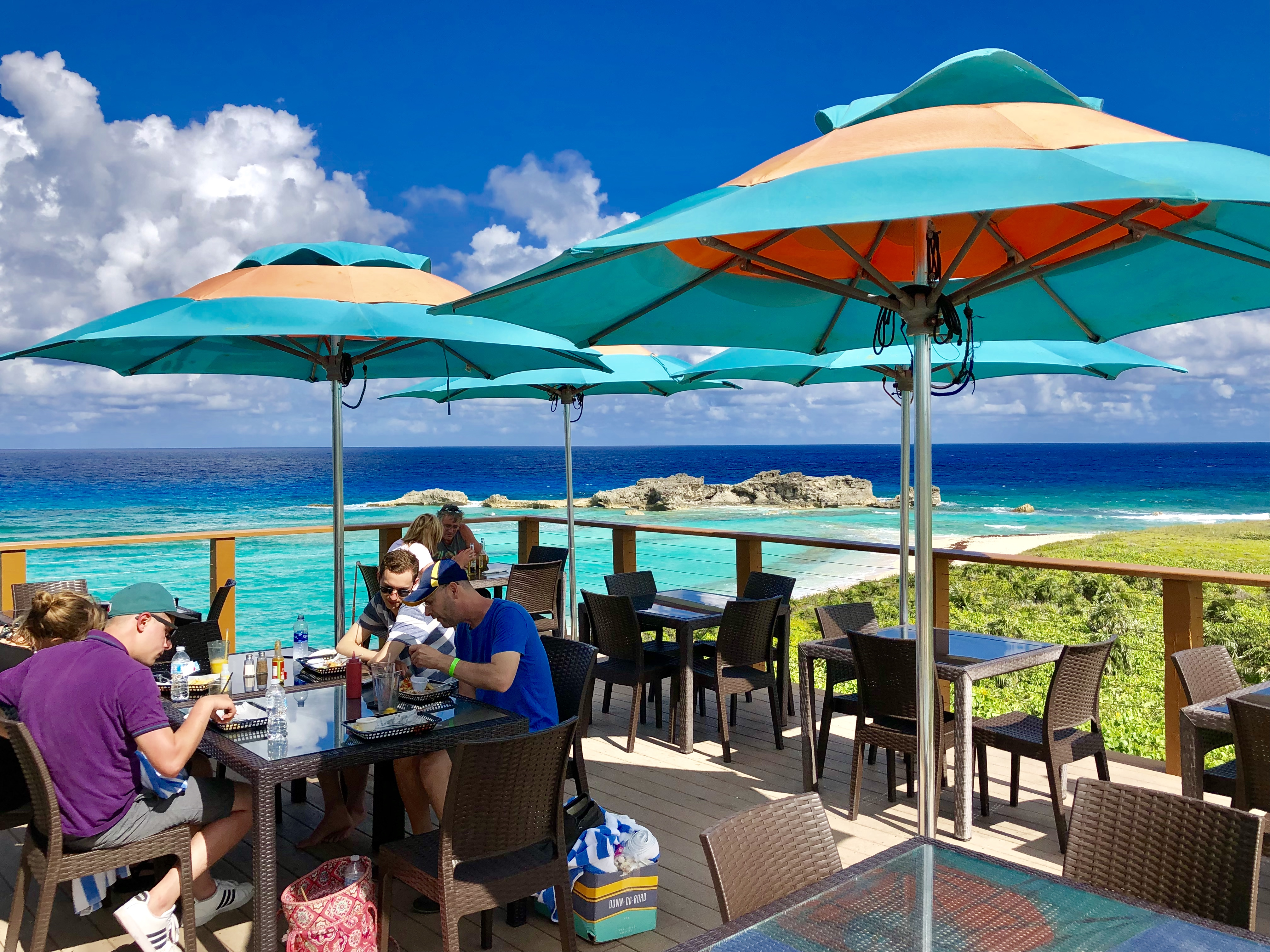 Mudjin Harbour Grill (Middle Caicos)