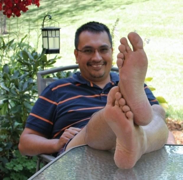 Barefoot Moe