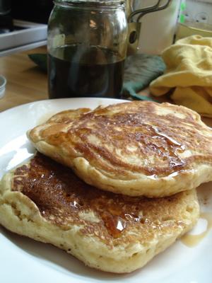 breakup pancake