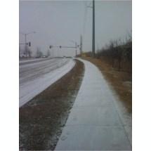Barefoot Rick' Winter Running