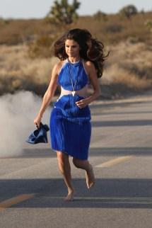 Selena Gomez Barefoot