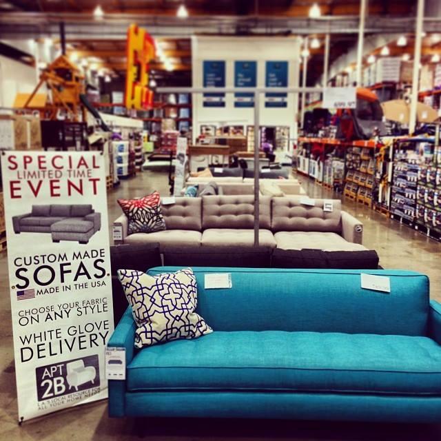 Brand Ambassador For Costco Events Apt2B Furniture