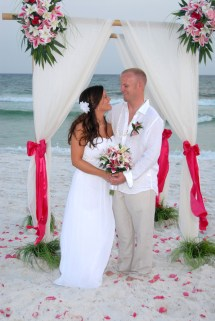 Barefoot Beach Weddings Florida