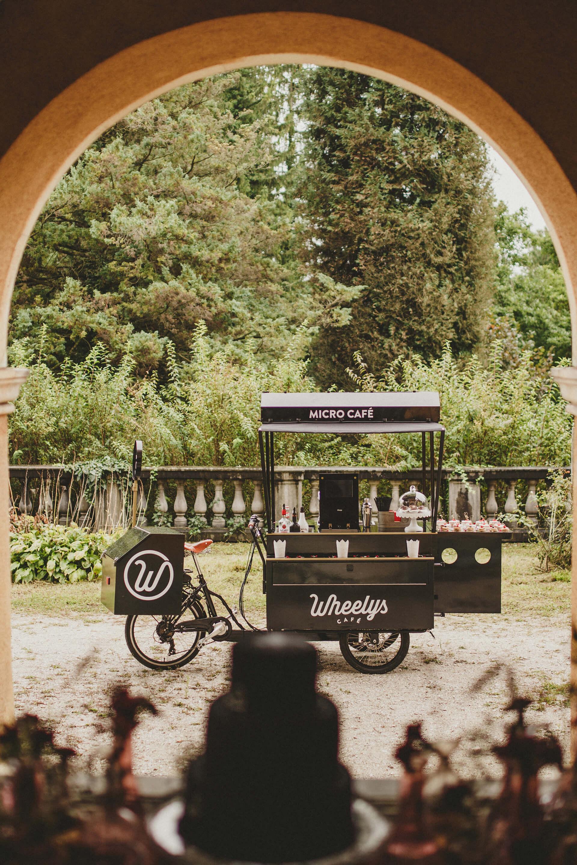 Mobilna kavarna - Spoznajte Barei Vilija
