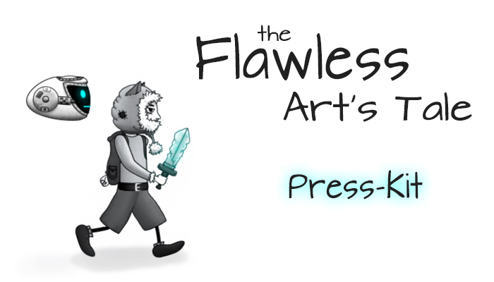 The Flawless: Art's Tale - Press-Kit