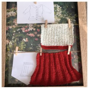 Nytt strikkeprosjekt.