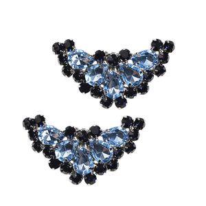 skopynt, blå stener