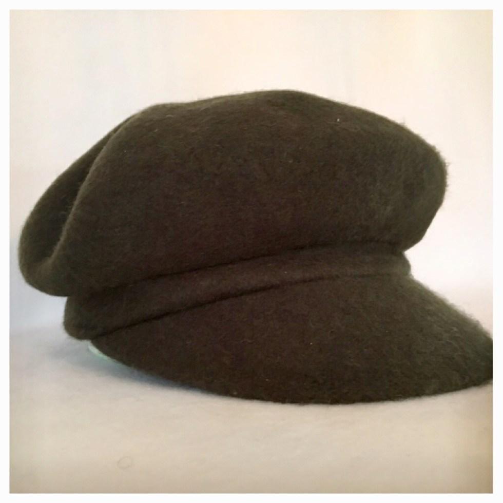 Hatt, grønn